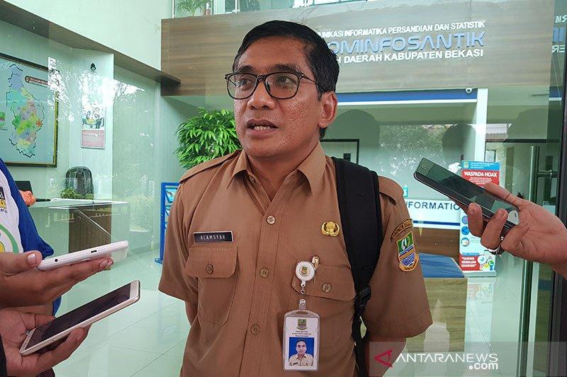 Lima pasien positif COVID-19 di Bekasi sembuh
