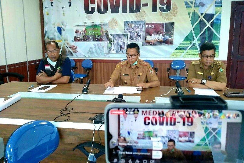 ODP Covid-19 di Kalteng capai 545 orang, terbanyak di Palangka Raya