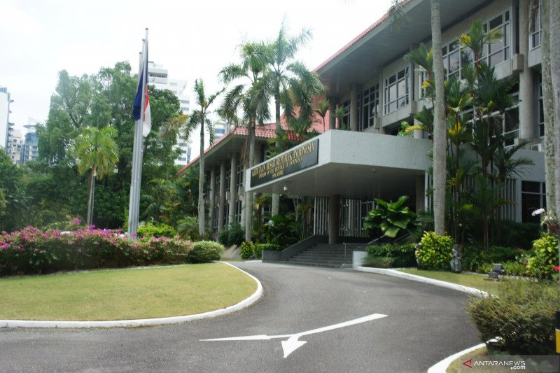 Di Singapura sebanyak 212 orang dinyatakan sembuh dari corona