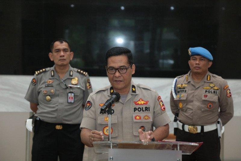 Densus 88 tangkap satu terduga teroris JAD