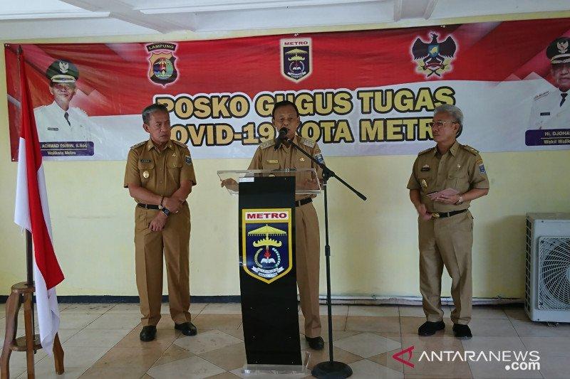 Wali Kota Metro minta RT/RW aktif pantau warga masuk di wilayahnya