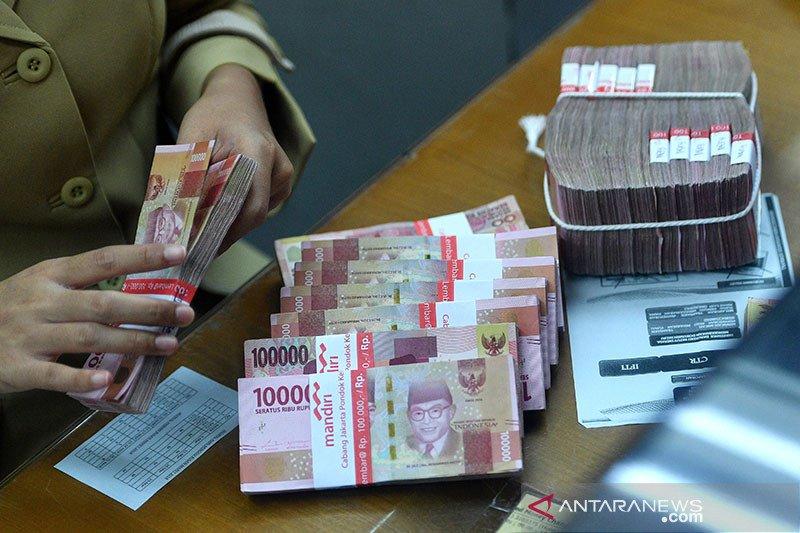 Peredaran uang selama Februari tumbuh 7,9 persen jadi Rp6.116,5 triliun
