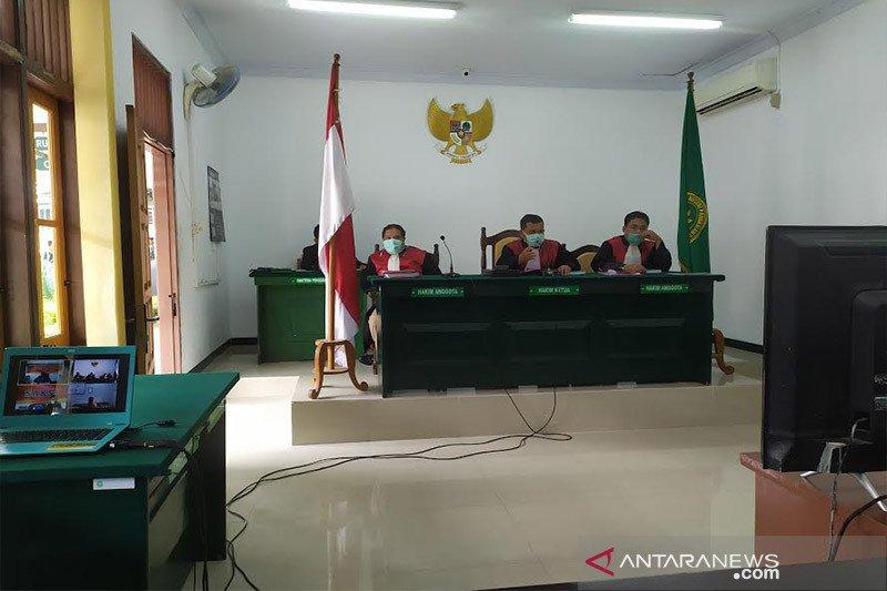 Cegah covid-19, Pengadilan di Kobar digelar melalui sidang on-line