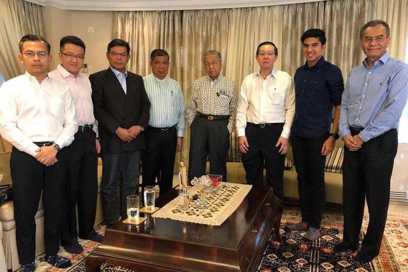 PRT WNI ditahan karena diduga curi uang mantan Menpora Malaysia