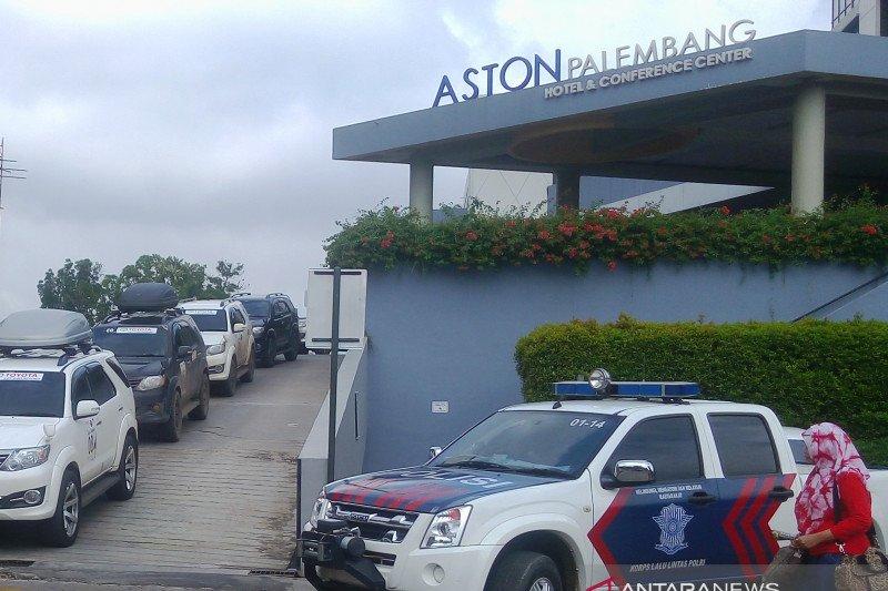 Sejumlah hotel berbintang di Palembang tutup sementara