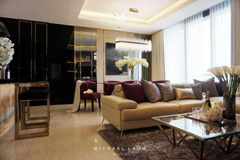 Kiat Bikin Suasana Rumah Lebih Glamor Dengan Nuansa Emas Antara News