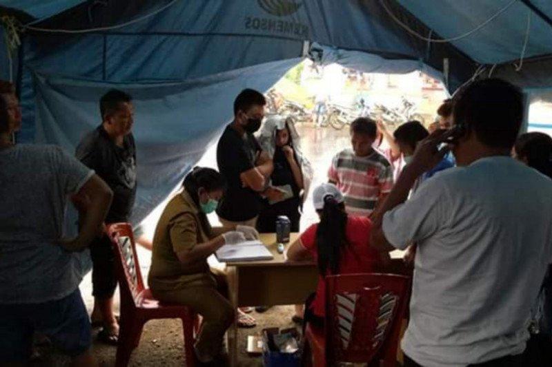Pemerintah Kabupaten Minahasa Tenggara  perketat pengawasan di pintu perbatasan