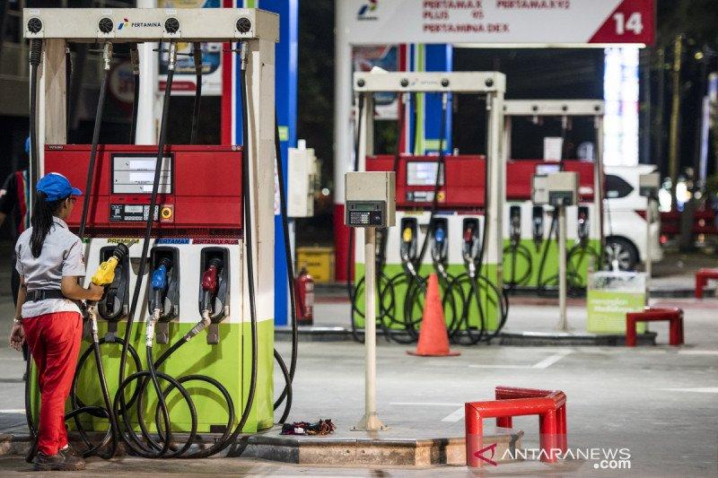 Harga minyak jatuh di tengah kekhawatiran permintaan dipicu virus corona