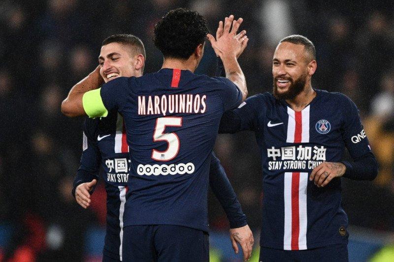 Klub-klub Ligue 1 Prancis di ambang krisis setelah pembayaran siaran mandek