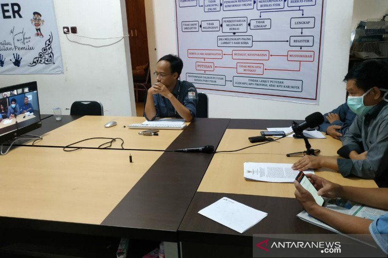Bawaslu Surakarta berhentikan sementara panwaslu kecamatan dan kelurahan