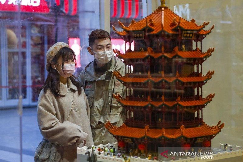 China ungkapkan 1.541 kasus tanpa gejala COVID-19