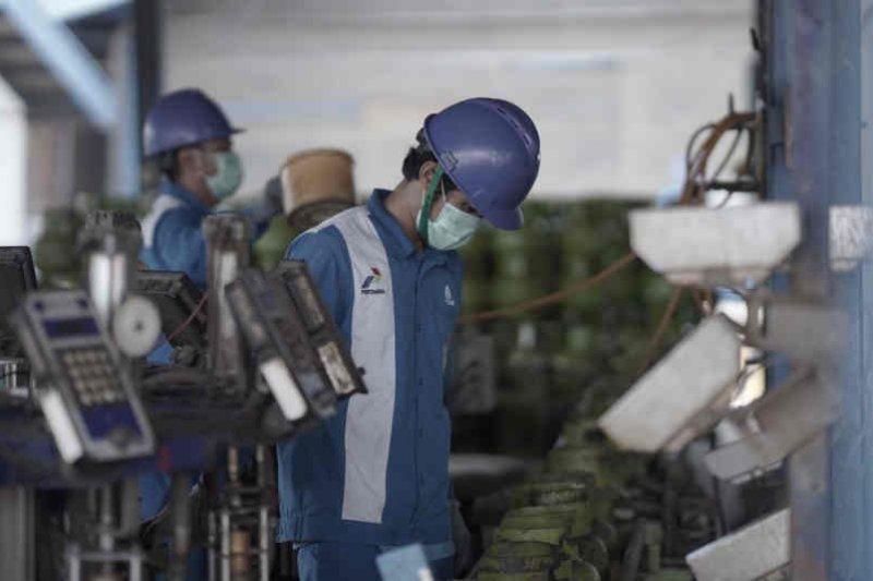 Permintaan LPG nonsubsidi di Cirebon naik 23 persen
