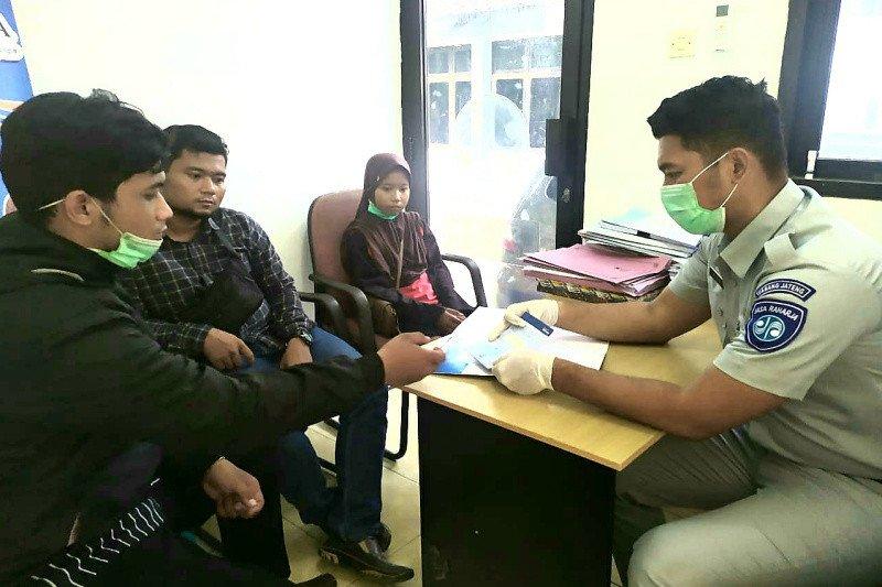 Serahkan santunan, Jasa Raharja utamakan pelayanan dan operational prudence
