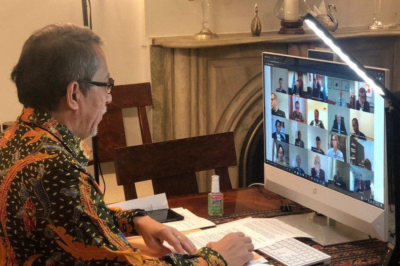 Indonesia dukung resolusi DK PBB  perihal  misi pemeliharaan perdamaian