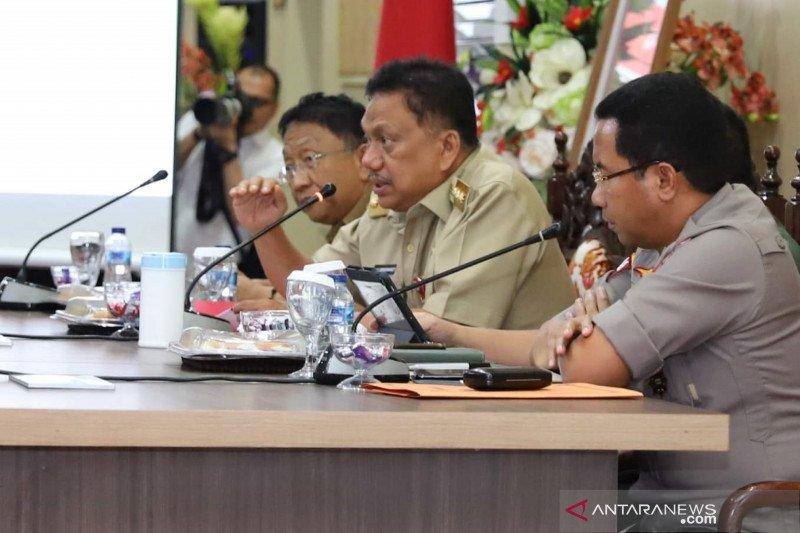 Gubernur se-Sulawesi sepakat perketat pergerakan orang antarwilayah