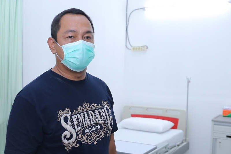 Empat pasien positif COVID-19 di Semarang dinyatakan sembuh
