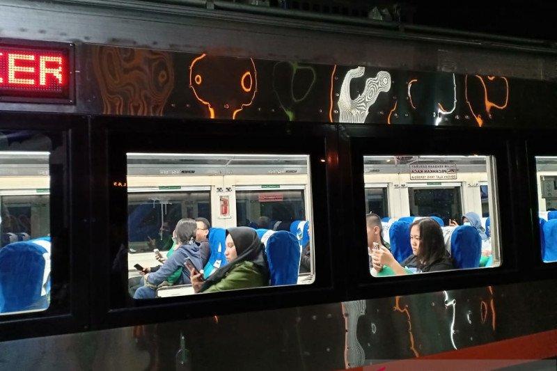 KAI hentikan sementara rute Palembang-Lampung per 1 April 2020