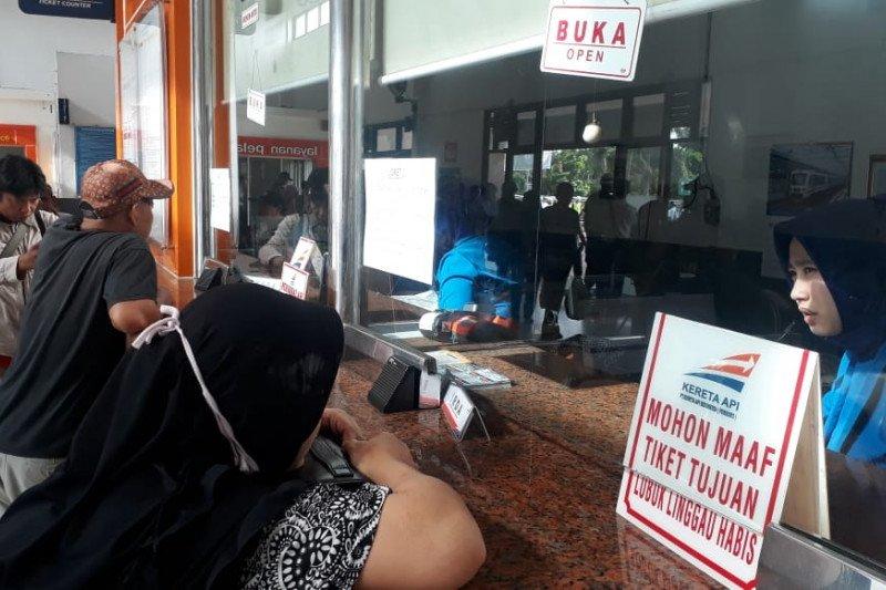 PT KAI perpanjang pengembalian 100 persen pembatalan tiket hingga 4 Juni