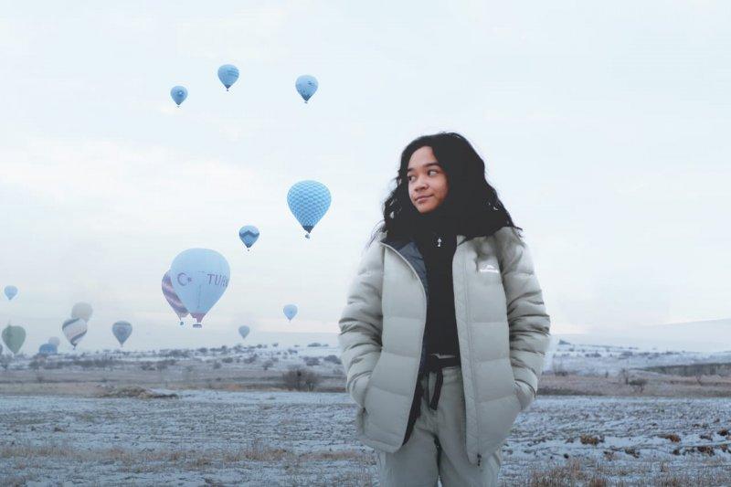 """Cerita Nadia Ahadi berbagi kebahagiaan lewat  """"Cloud 9"""""""