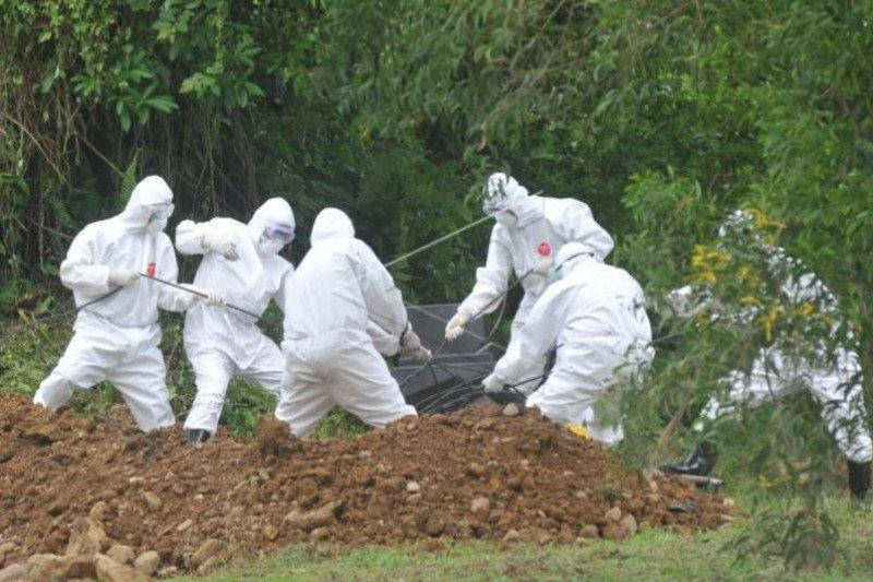 Sempat diisolasi, satu pasien dalam pengawasan COVID-19 di Solok Selatan meninggal