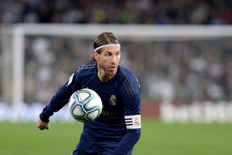 Konser online La Liga Sergio Ramos cs raih 1 juta euro untuk corona