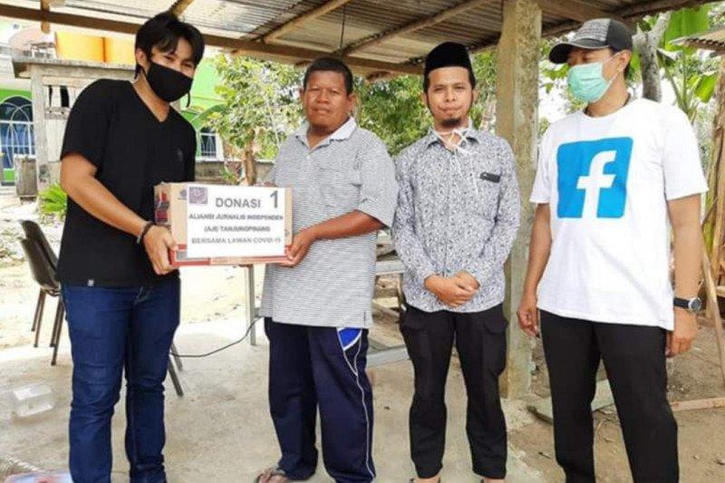AJI Kota Tanjungpinang gagas gerakan jurnalis lawan COVID-19