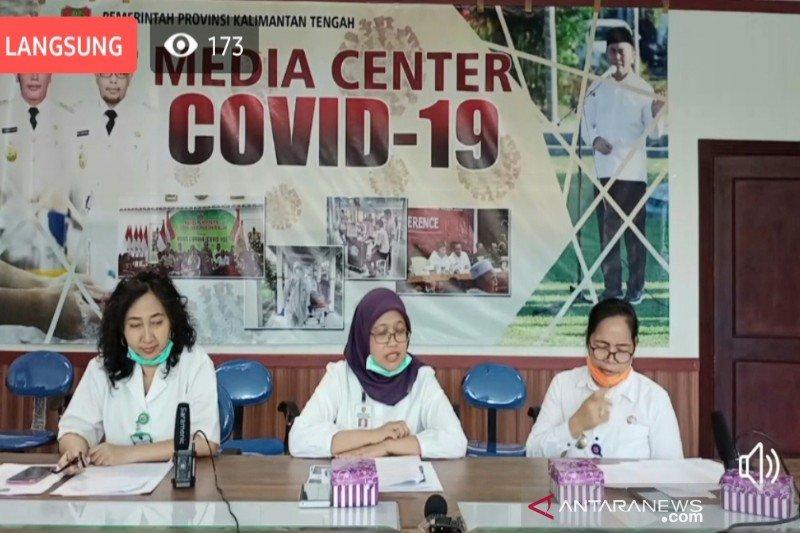 Kasus positif COVID-19 Kalteng bertambah, April diperkirakan puncak pandemi