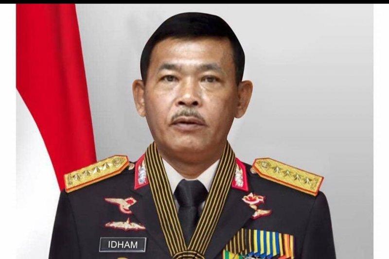 """Idham Azis segera menerbitkan TR """"SOP"""" pelaksanaan instruksi Kapolri"""