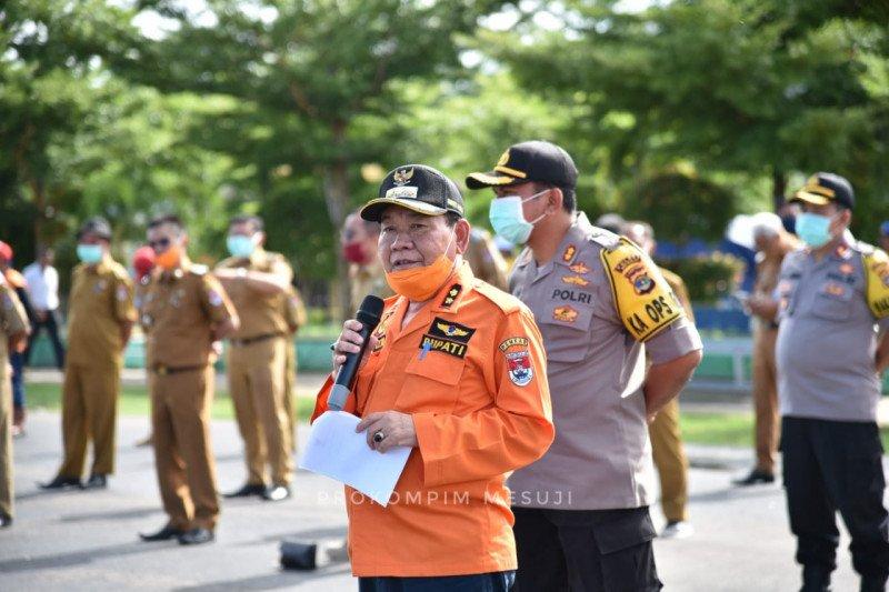 Bupati Mesuji minta pendatang isolasi mandiri 14 hari