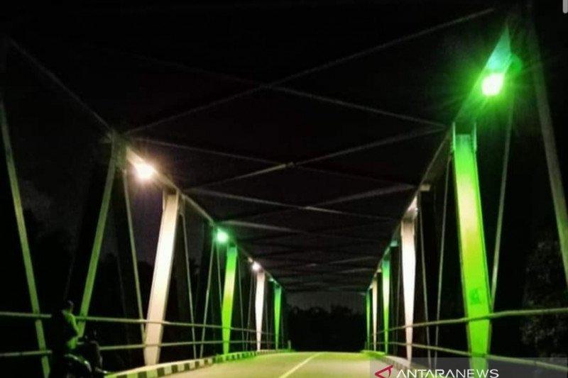 Jembatan Tri Bejuangsa Tualang kini tak menakutkan lagi