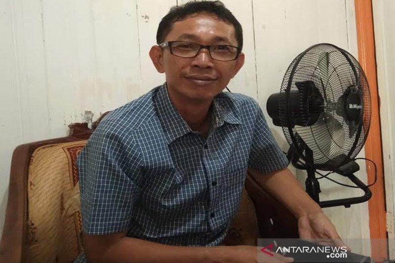 Resmi ditunda, KPU Barsel hentikan tahapan Pilkada Gubernur Kalteng