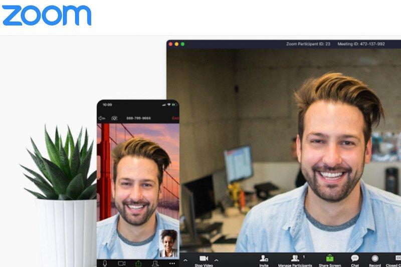 Tiga perangkat pendukung Zoom maksimalkan kelas online