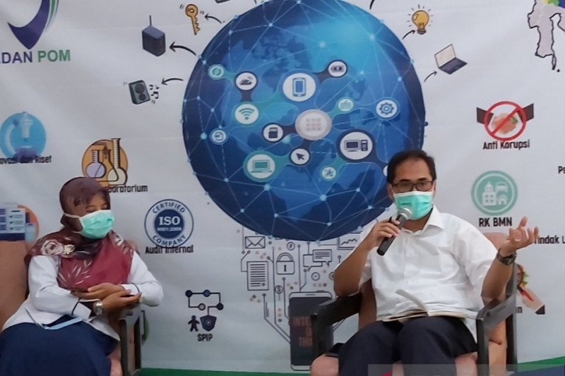 BPOM ingatkan masyarakat tidak asalan meracik hand sanitizer
