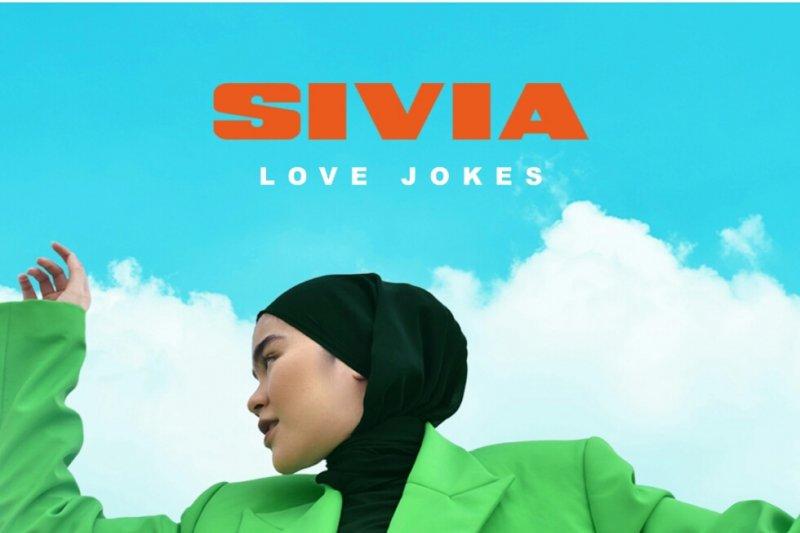 """Sivia Azizah sampaikan pesan positif lewat lagu """"Love Jokes"""""""