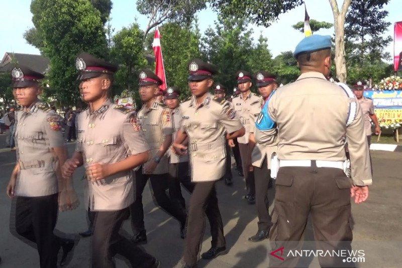 Hasil tes cepat, 300 siswa Setukpa Polri Sukabumi positif COVID-19