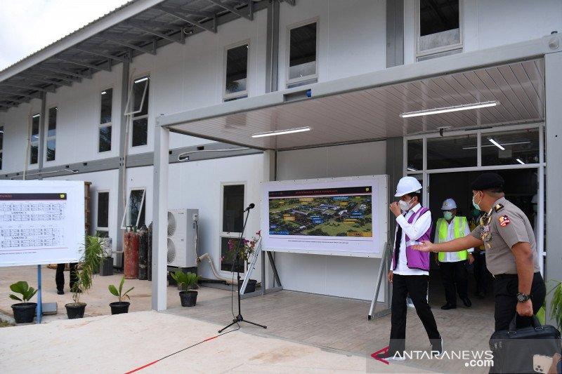 VIDEO - RS Darurat Pulau Galang sudah 96 persen siap