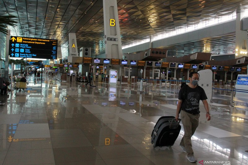 Bandara Soekarno-Hatta tutup penerbangan hingga 1 Juni