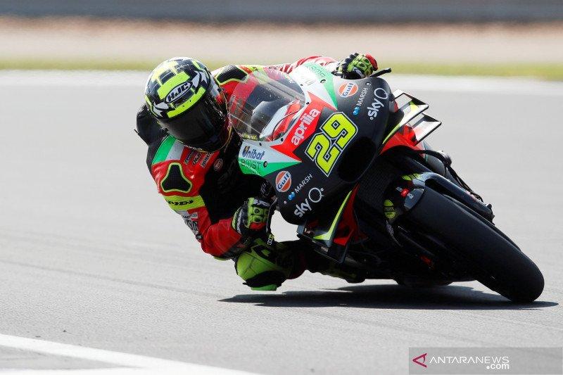 Pembalap italia Iannone dilarang membalap 18 bulan karena doping