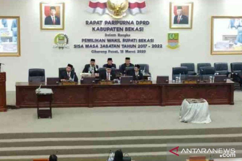 Jika tak diterima DPRD, pemilihan Wakil Bupati Bekasi berpotensi diulang
