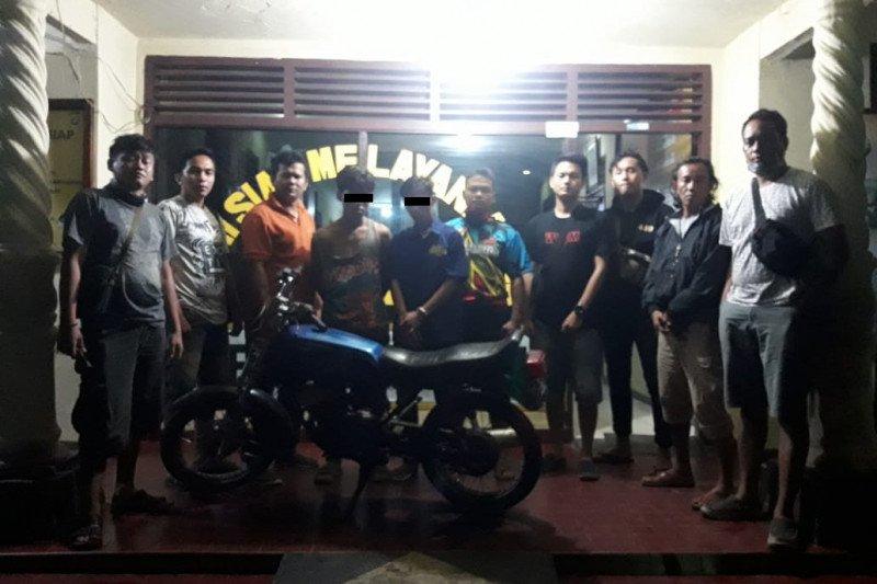 Polisi Waykanan amankan pelaku curas di Negeri Agung