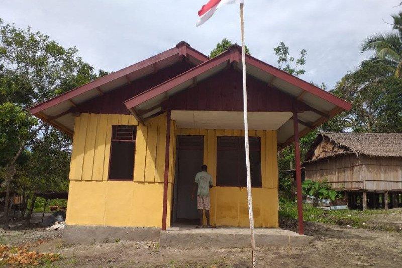 Satgas TMMD gencarkan penyelesaian bangunan 20 rumah warga Epem Mappi