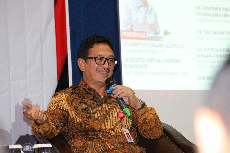 Relaksasi, kebijakan OJK Jateng -DIY redam dampak ekonomi