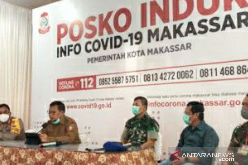 Seorang pejabat Pemkot Makassar PDP COVID-19 meninggal dunia