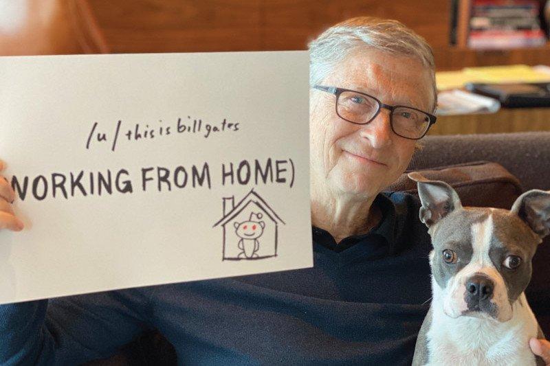 Bill Gates prediksi negara miskin terlambat peroleh akses vaksin
