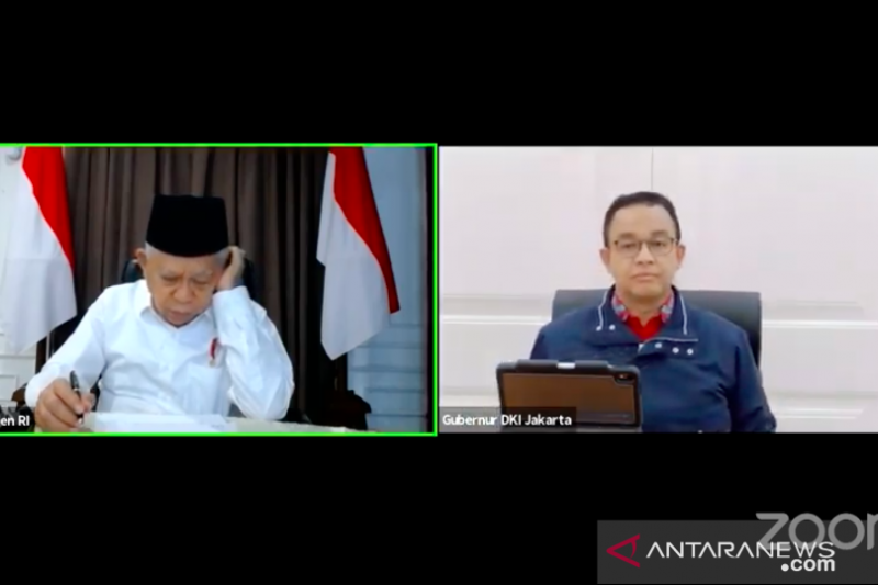 Jakarta governor Anies Baswedan seeks government support to expand COVID-19 testing