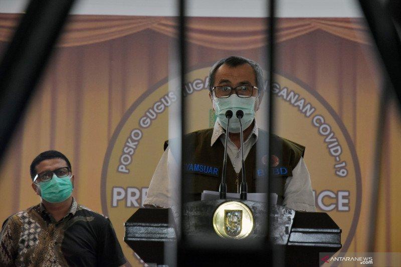 Riau perpanjang tanggap darurat COVID-19 meski PSBB sudah berakhir