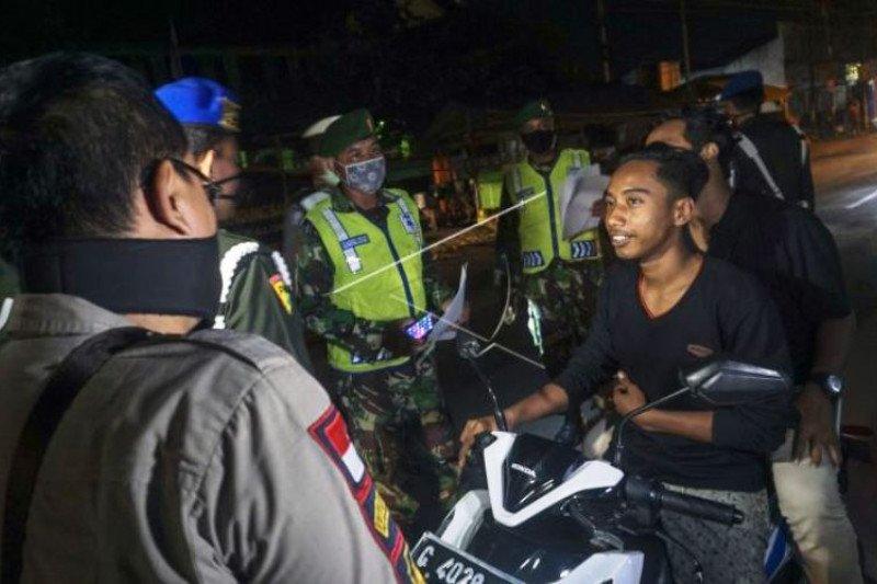 Pemberlakuan Jam Malam di Pekalongan