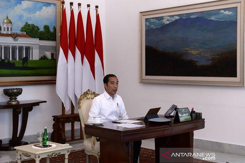 KPK apresiasi Presiden Jokowi tak bebaskan napi koruptor