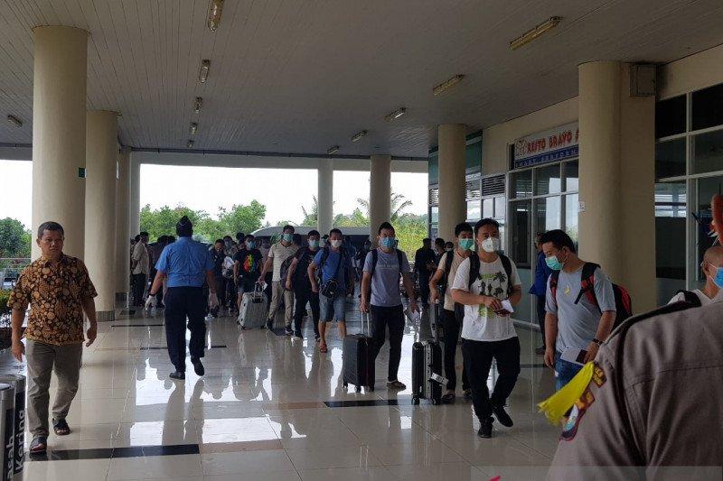 29 TKA asal China diberangkatkan dari Bintan ke Jakarta karena tak miliki dokumen