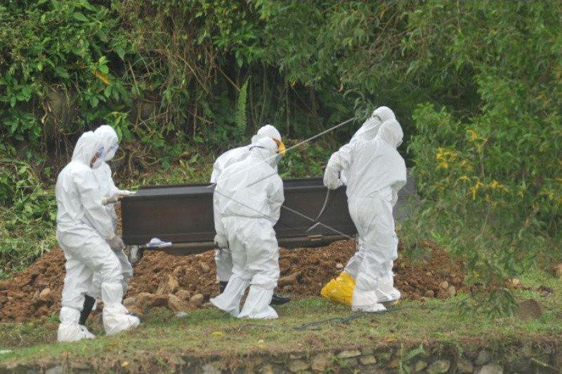 Pemda DIY menyiapkan lahan pemakaman khusus pasien virus corona